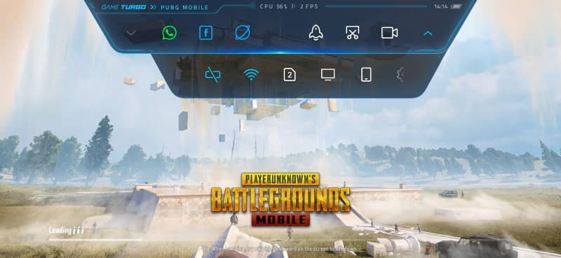 use Gaming Mode for low ping