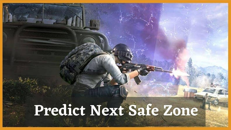 How To Predict Next Safe Zone In PUBG Mobile