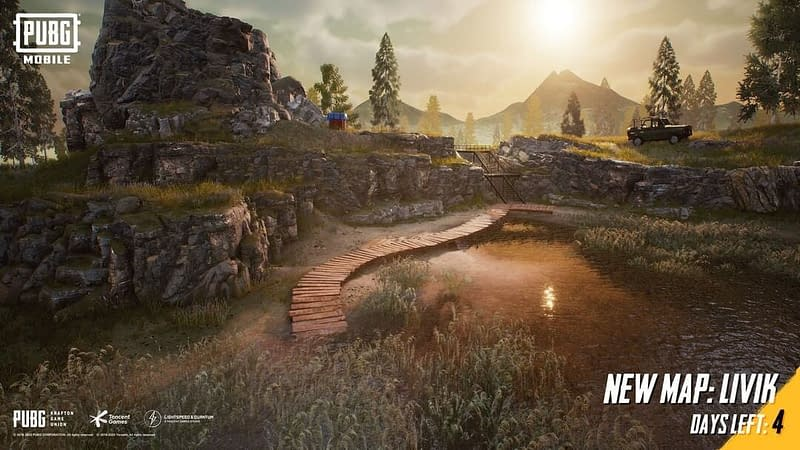 PUBG Mobile New Update 0.19.0 with Livik Map : Release Date | season 14 new update| four days to go